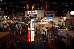 PenQuin International and Suzuki push the boat out - again
