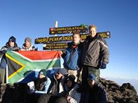 Scan Display reaches new heights on Kilimanjaro