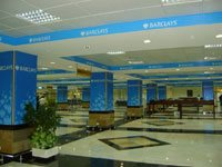 Barclays Bank continues to lead in African airport advertising