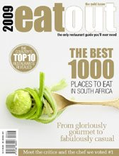 Double triumph for La Colombe at the 2008 Prudential Eat Out Restaurant Awards