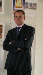 Glen Lomas, CEO of DDB SA