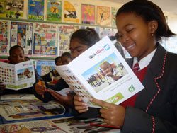 School Club: another Pick n Pay success!