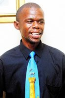 Mxolisi Ndaba, the new columnist on Isolezwe who is helping readers learn their way around the economy.