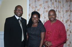 An MDDA beneficiary nominated as the Fellow from South Africa for the 2009 Eisenhower Fellowships