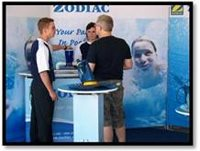 Zodiac finds InStore success