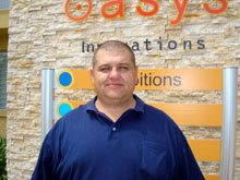 Kevin Hughes, chief operating officer of Oasys Electrical