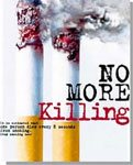 """Towers Anti-Smoking Campaign - CHINA - Rejected as """"inappropriate"""""""