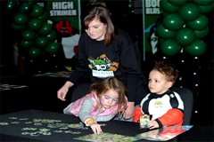 Ben 10 at Gallagher Convention Centre takes Johannesburg by storm