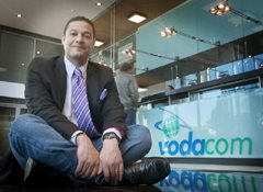 """Enzo Scarcella, Managing Executive: Marketing at Vodacom: """"Pendoring not only celebrates Afrikaans advertising, it celebrates South Africa's people."""""""