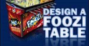 Get Foozi creative in design challenge