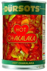 Darsot spices up with new Chakalaka choices