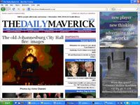 Maverick magazine is reborn - online