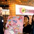 Create your own Starry Night, go Artjamming