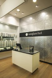 Sunglass Hut in-store at Edgars