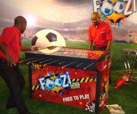 Foozi supports Football Fridays