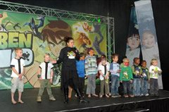 SA Kids' Coolest Cartoon is a force to be reckoned with...