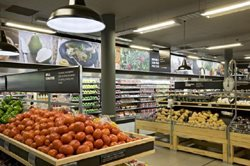 New look Foodmarket from Woolworths