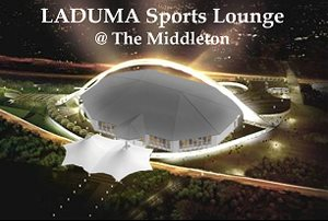The Laduma Sports Lounge at The Middleton