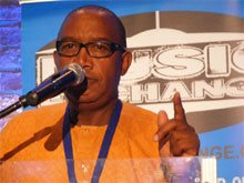 "Guiding principles for successful musicians - Sipho ""Hotstix"