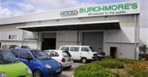 New Burchmore's store in Cape Town