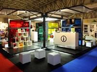 Scan Display creates designer expo