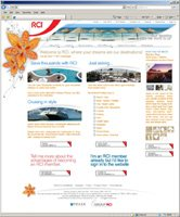 RCI launches new member website with PenQuin's design
