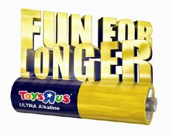 Toy store launches own brand of batteries