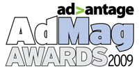 All the 2009 AdVantage AdMag winners