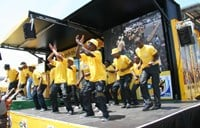 Zinto set to wow the World Cup fan parks