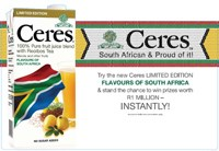 A taste of South Africa from Ceres and 34Woman