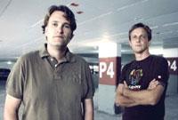 Ben Wren and Michael van den Heerik