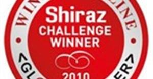 2010 Global Trader Shiraz Challenge winners