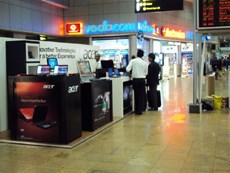 Acer activation at OR Tambo International Airport