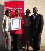 Alliance Media wins first place in outdoor advertising award
