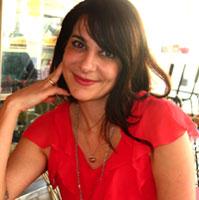 Aspasia Karras, editor of Marie Claire.