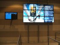 Provantage's Digital Walls entice travellers at King Shaka
