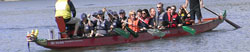 IMD paddles against cancer in Dragon Boat race fundraiser