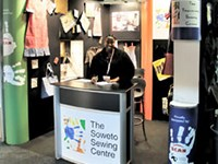 Soweto Sewing Company benefits from exhibition industry generosity