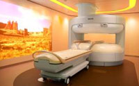 High Field superconducting Open Magnetic Resonance Imaging System.