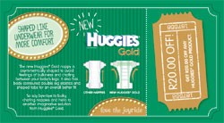 Say hello to another great Huggies Gold campaign from 34Woman