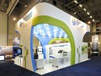 International brands choose Scan Display for AfricaCom 2010