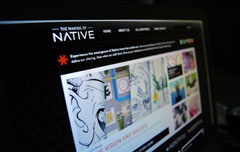 "NATIVE goes inside out with ""The making of Native"" - NATIVE VML"