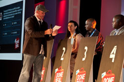 KPMG calls on icandi COMMUNICATIONS to assist with staging Sun City quiz show