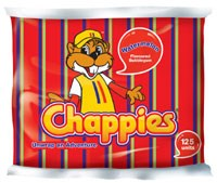 Red Cherry Media produces a MXit campaign for Chappies
