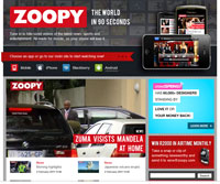 Zoopy changes course