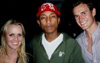 N*E*R*D's Pharrell rocks at Hansa Tour finale