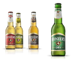 Just Design and the Hunters rebrand - refreshing the refresher
