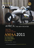 Africa Movie Academy Award 2011 nomination