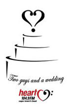 Heart 104.9FM hosts the wedding of South Africa's first gay reality wedding show!