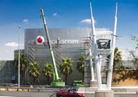 The rebranding of head office Vodaworld to Vodacom World.